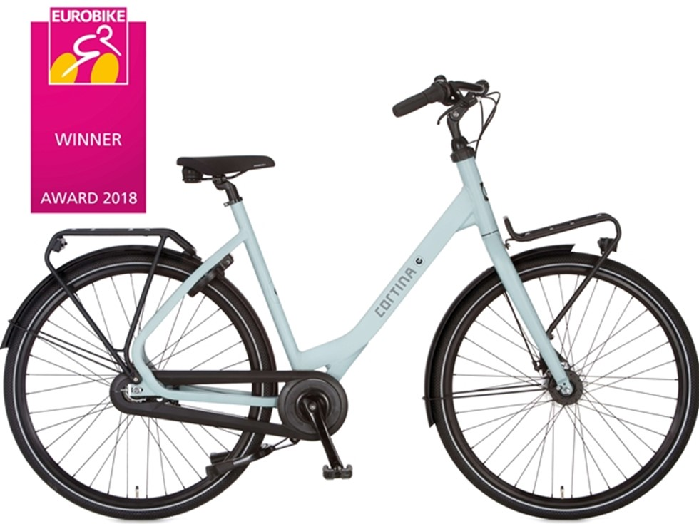CORTINA COMMON WINT EUROBIKE AWARD 2018